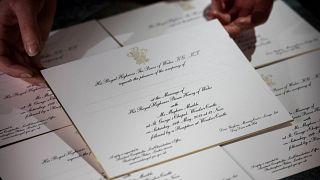 Elkészültek a meghívók a hercegi esküvőre