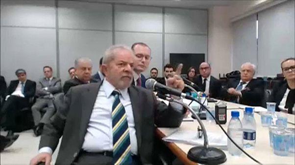 Szabadlábon maradt a volt brazil elnök