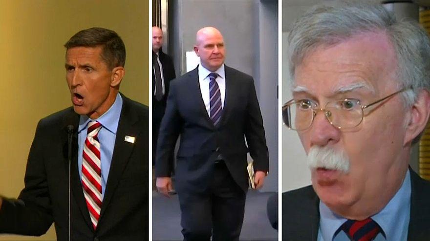 Trump ernennt Hardliner zum 3. Nationalen Sicherheitsberater in gut einem Jahr