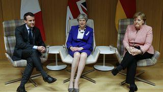 قادة أوروبا يؤيدون بريطانيا في لوم موسكو على هجوم سالزبري