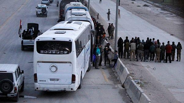 شورشیان غوطه شرقی