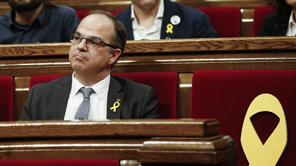 Catalunha: Jordi Turull falha primeira volta na candidatura à presidência
