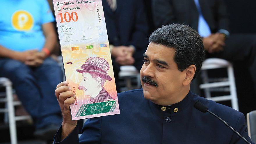 Nicolás Maduro cria novo sistema monetário