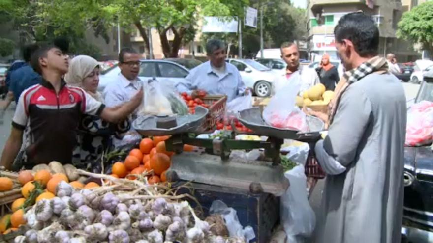 Az infláció a legfontosabb kampánytéma Egyiptomban