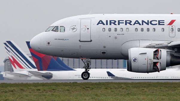 Deuxième jour de grève chez Air France