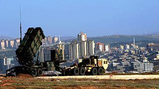 ترکیه به دنبال خرید سامانه پدافند هوایی از اروپا و آمریکا