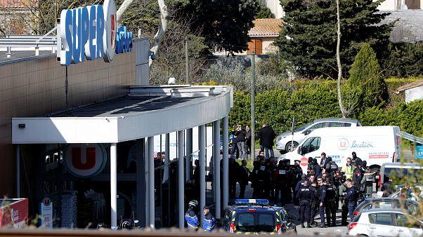 La policía abate al autor del secuestro en el supermercado del sur de Francia