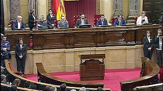 Katalonya başkanını yine seçemedi