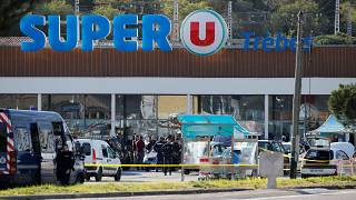 France: Supermarket manager describes attack as 'terrifying'