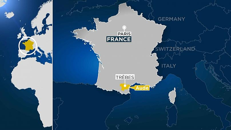 3 killed in France terrorist attack