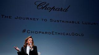 """Chopard só vai usar ouro 100% """"ético"""""""