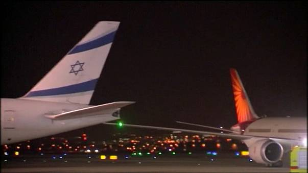 Neue Verbindung: Luftraum Israel-Saudi-Arabien