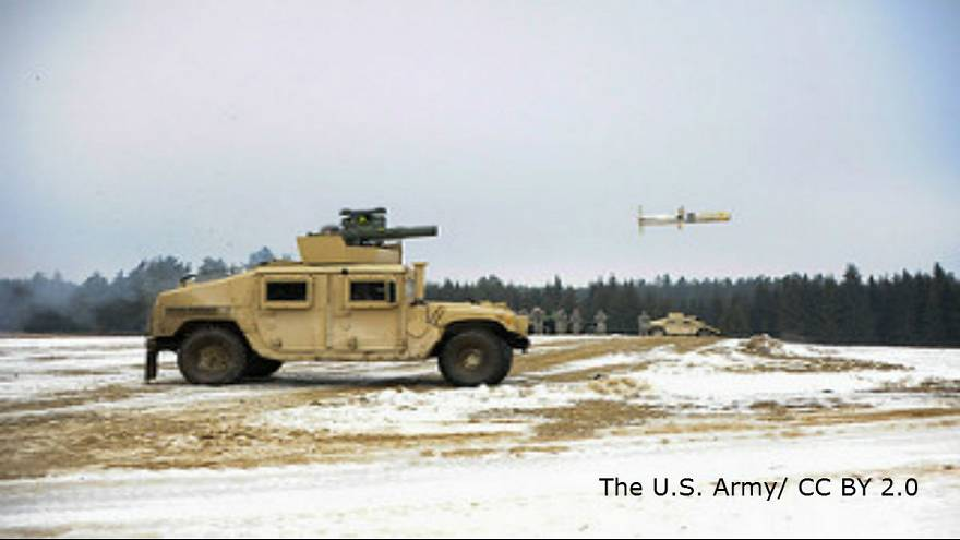 تعرف على قدرات صاروخ تاو المضاد للدبابات