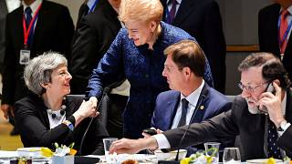 European leaders voice support for UK over nerve agent attack