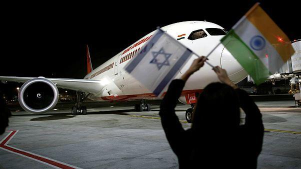حریم هوایی عربستان برای برخی پروازها به مقصد اسرائیل گشوده شد