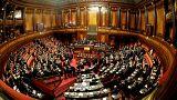 Schede bianche in Parlamento, fumata nera per le elezioni dei Presidenti