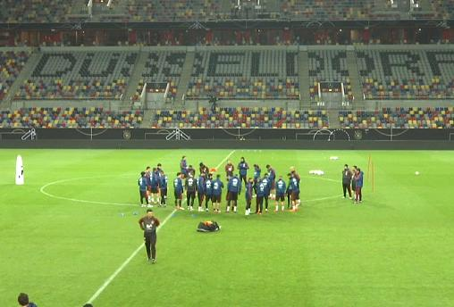 España y Alemania, duelo amistoso entre campeones