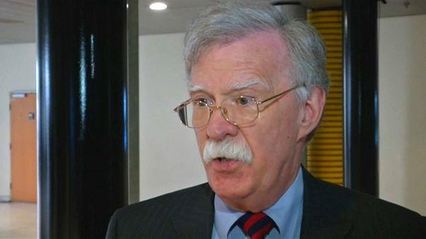 Donald Trump nombra a Bolton nuevo asesor de Seguridad Nacional