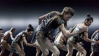 Η Σάσα Βαλτς στην Αθήνα με το νέο έργο της «Kreatur»