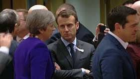La Unión Europea cierra filas en torno al Reino Unido y culpa a Rusia del envenenamiento de Skripal