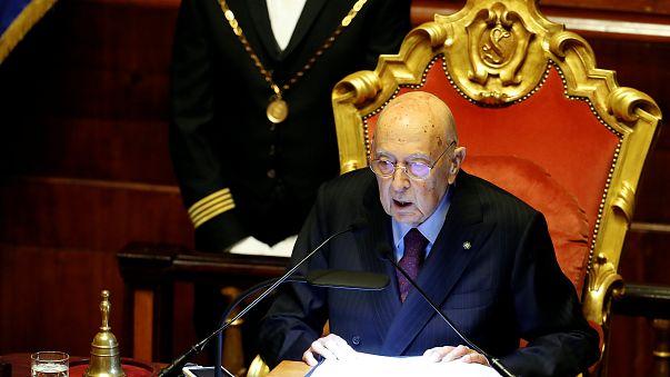 Italie : suspense au Parlement