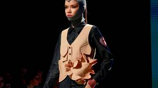 Inspiring Latvian designers spotted on the catwalk of Riga Fashion Week
