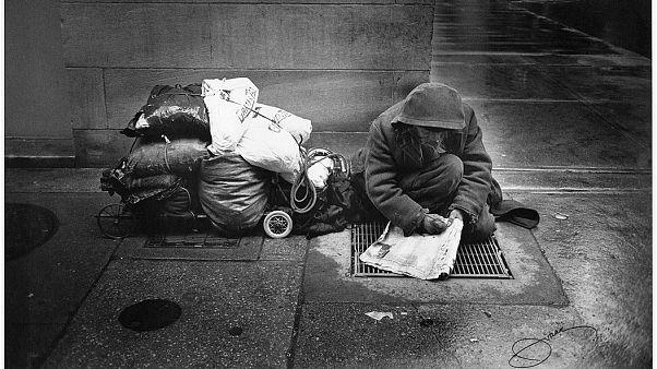 هشدار سازمانهای مردم نهاد: افزایش بیخانمانهای اروپا فاجعهبار است