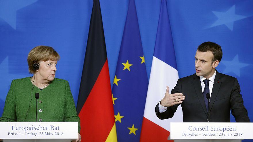 EU reagiert auf Trumps befristete Ausnahme von Einfuhrzöllen