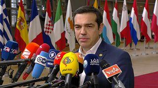 Europa condena Turquia e apoia Grécia e Chipre
