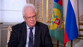 Rus Temsilci Chzhov: Avrupa olaylara aceleci tepki verdi