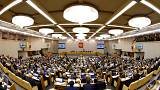 Media boycott after Russian MP cleared of journalists' sexual harassment