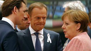 Vertice UE: i leader chiedono a Trump un'esenzione permanente dai dazi