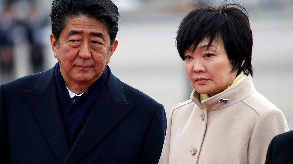 Japon : le couple Abe dans la tourmente