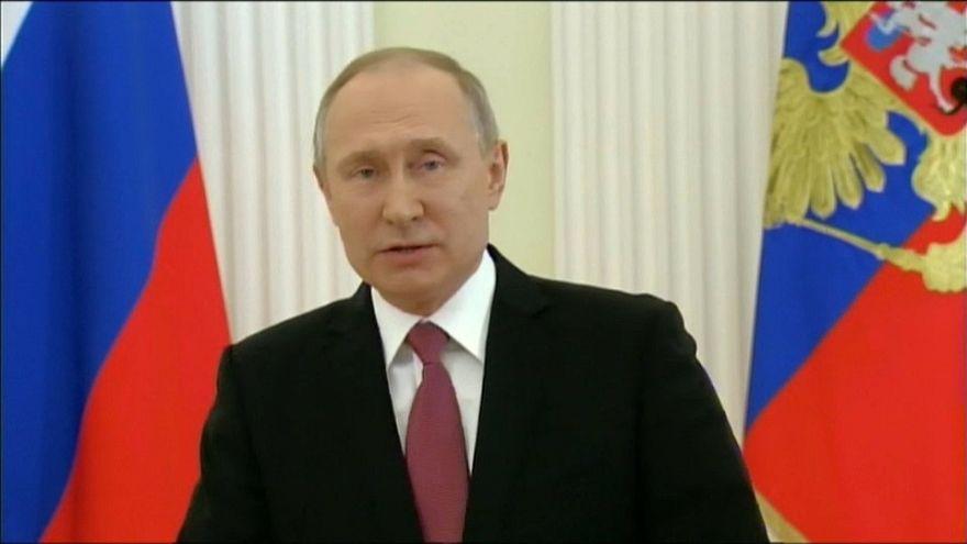 Putin parla alla nazione dopo la quarta elezione alla presidenza