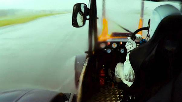 Watch: Top Gear scoops world record for fastest tractor