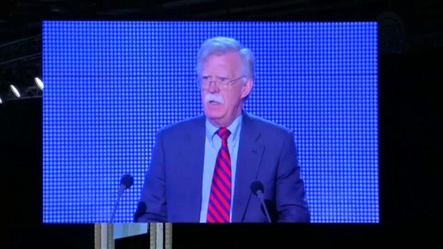 Europe keeps close eye on new US National Security Adviser