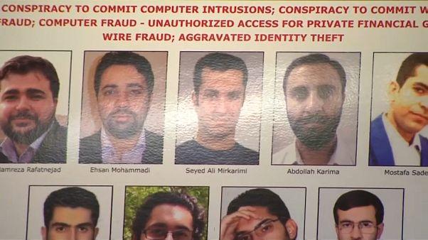 ABD 9 İranlı siber saldırganın peşinde