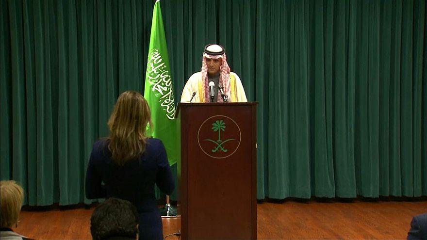 الجبير: ليس لإيران من دور تلعبه في اليمن