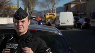 Generalstaatsanwalt übernimmt, eine Verhaftung im nächsten Umfeld des Attentäters
