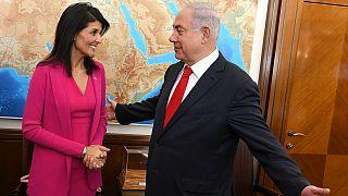 تهدید آمریکا به خروج از شورای حقوق بشر در حمایت از اسرائیل