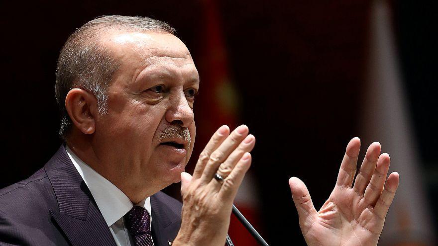 إردوغان منزعج من فرنسا بسبب عفرين