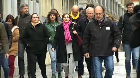 Jornada convulsa para el conflicto catalán
