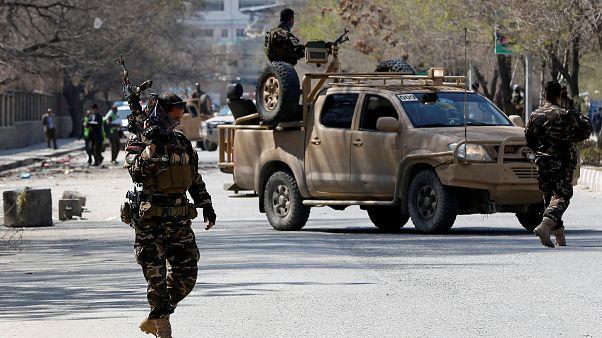 14 قتيلا بينهم أطفال في تفجّير استهدف مباراة للمصارعة بأفغانستان