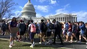 """500.000 Teilnehmer zu """"Marsch für unsere Leben"""" erwartet"""