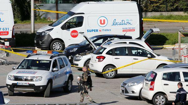 Letartóztattak egy nőt a dél-franciaországi merényletekkel összefüggésben