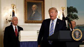 President Donald Trump signs $1.3tn spending bill