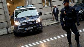 La justice espagnole à l'offensive face aux indépendantistes catalans