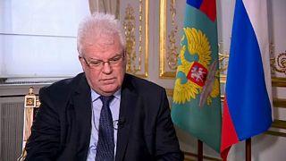 O Bλαντιμίρ Τσιζόφ για την υπόθεση Σκριπάλ στο euronews