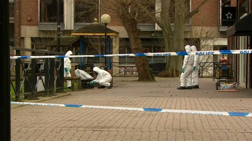 Research laboratory denies making nerve agent used in Salisbury spy poison attack