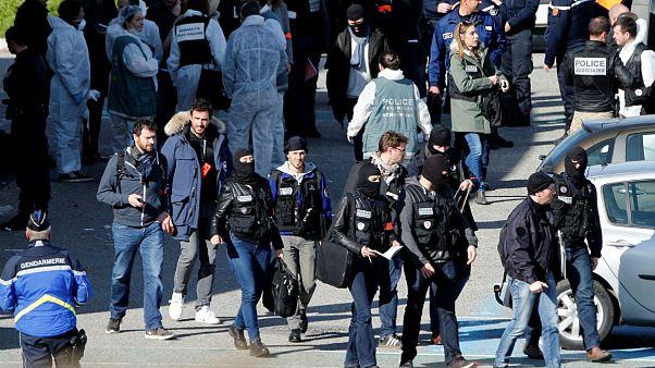 Fransa'da terör saldırısında ölenlerin sayısı 4'e yükseldi